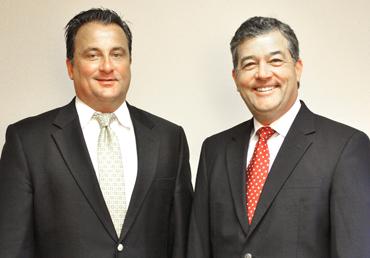 Chris Mooser & Kevin Hayes, Founders